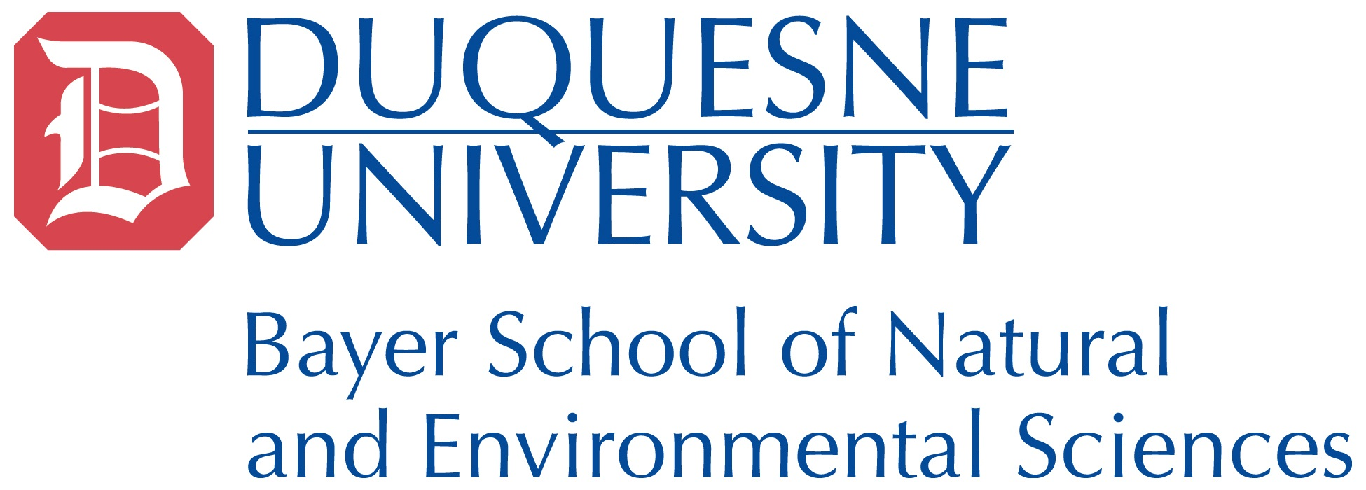 Duquesne University Bayer School of Natural and Environmental Sciences