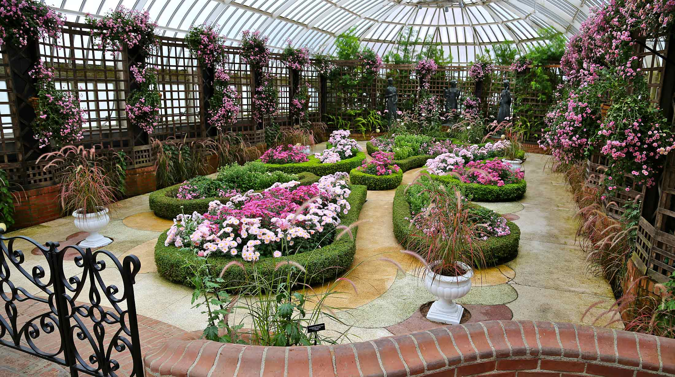 Facilities Overview Phipps Conservatory And Botanical Gardens Pittsburgh Pa