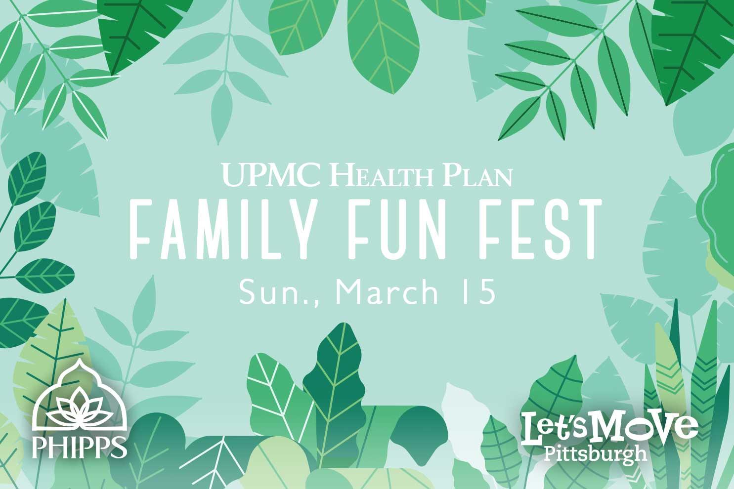 UPMC Family Fun Fest 2020