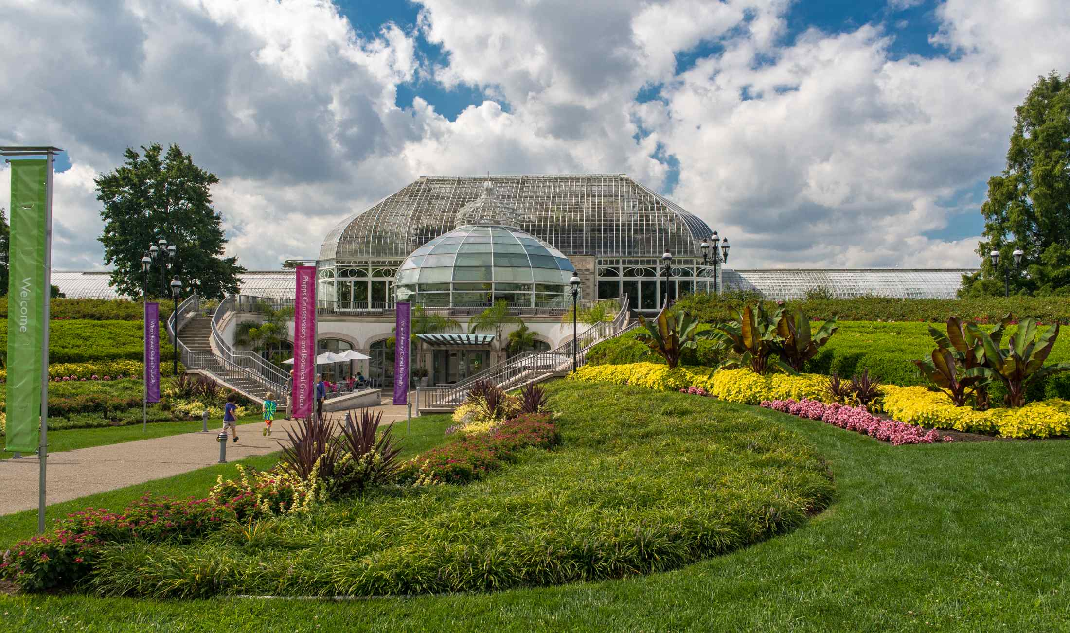 About Phipps Conservatory And Botanical Gardens Pittsburgh Pa