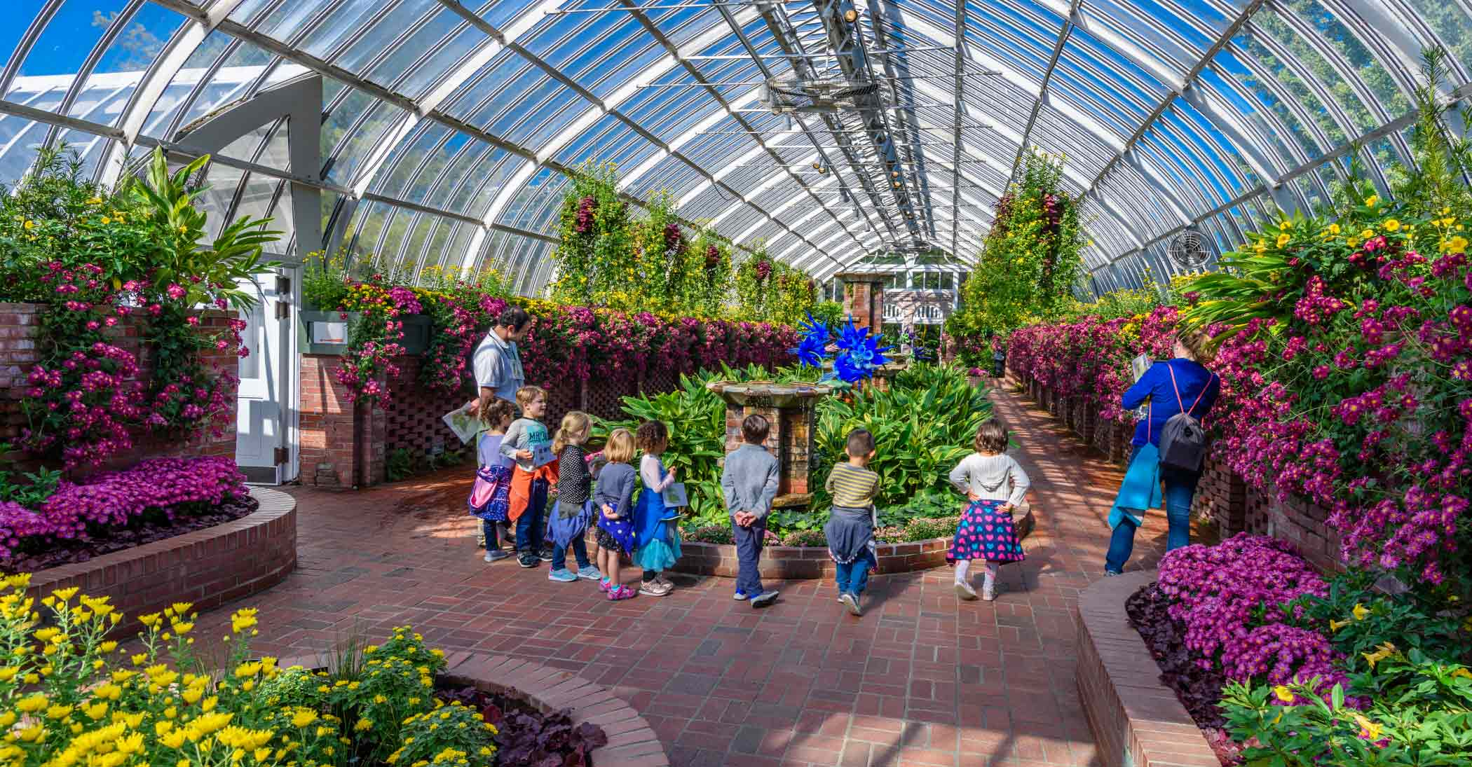 Genial Phipps Conservatory And Botanical Gardens Has Contributed To The Beauty And  Vitality Of Pittsburgh For More Than A Century. In Recent Years, Our  Ability To ...