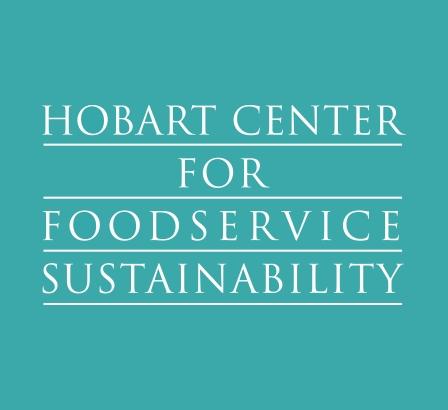 Foodservice Sustainability Award, Hobart Center for Foodservice Sustainability