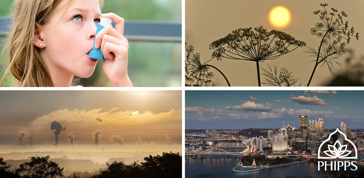 Phipps Conservatory's One Health One Planet Symposium Addresses Air Quality