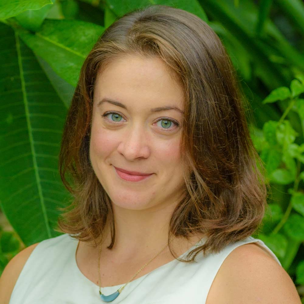 Sarah States, research manager for the Phipps Research Institute for Biophilia and Science Engagement