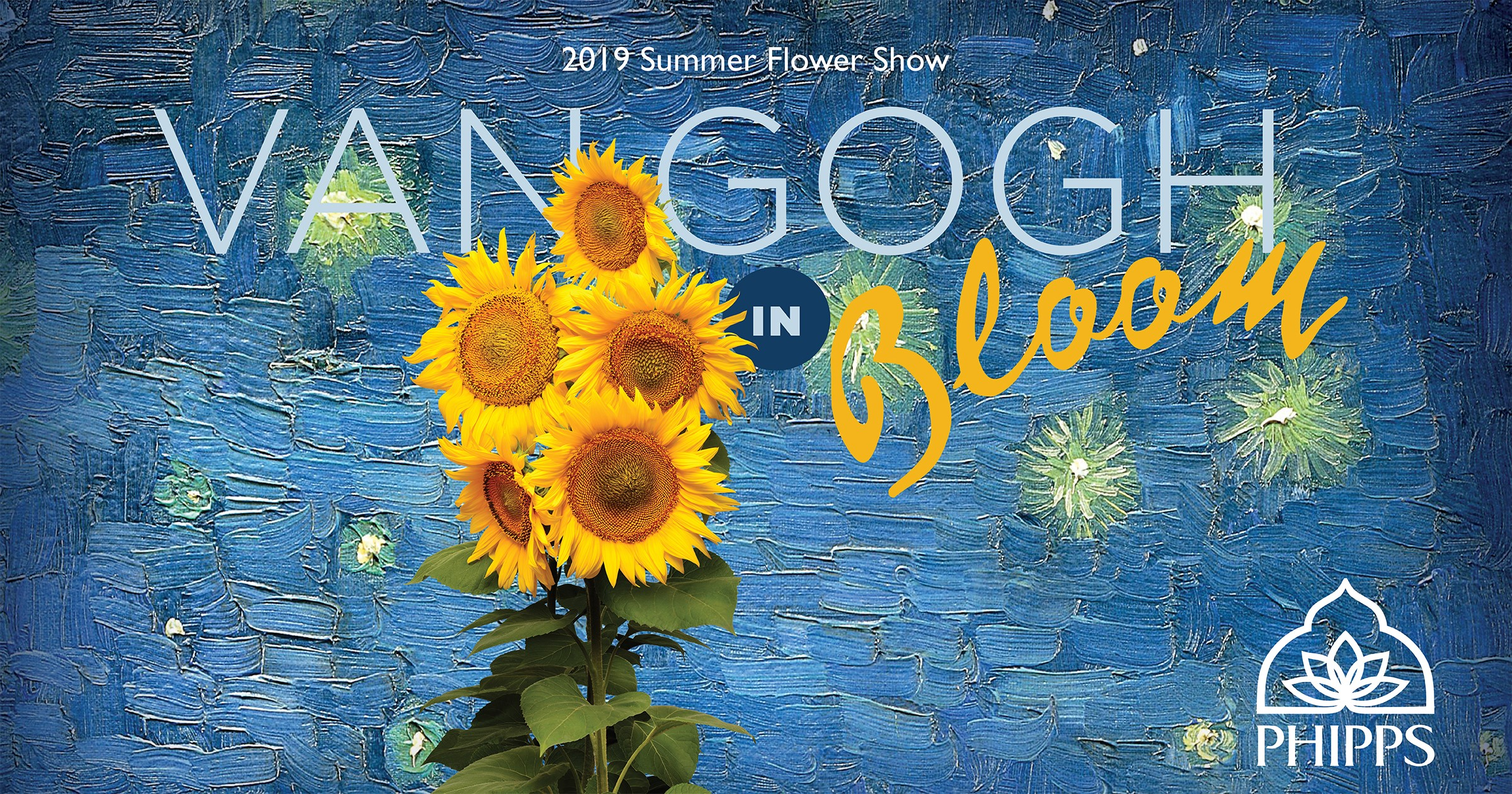 The Artistry Of Vincent Van Gogh Comes To Life In Phipps