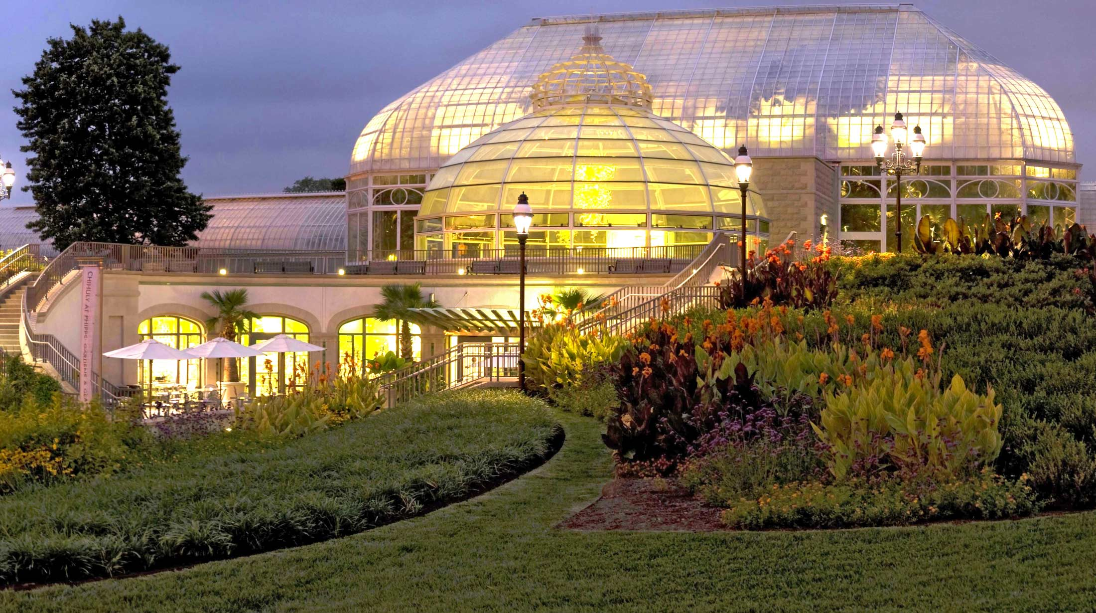 Welcome Center | Phipps Conservatory and Botanical Gardens ...