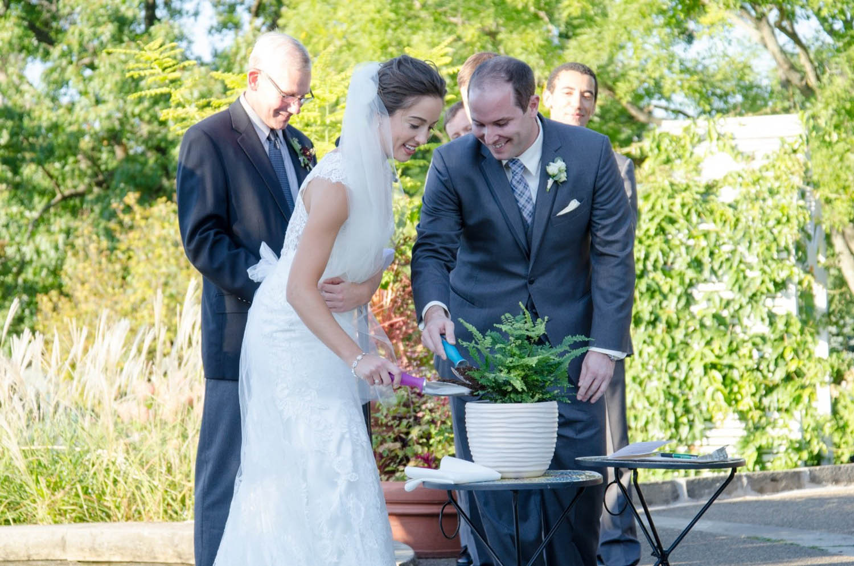Courtney phipps wedding