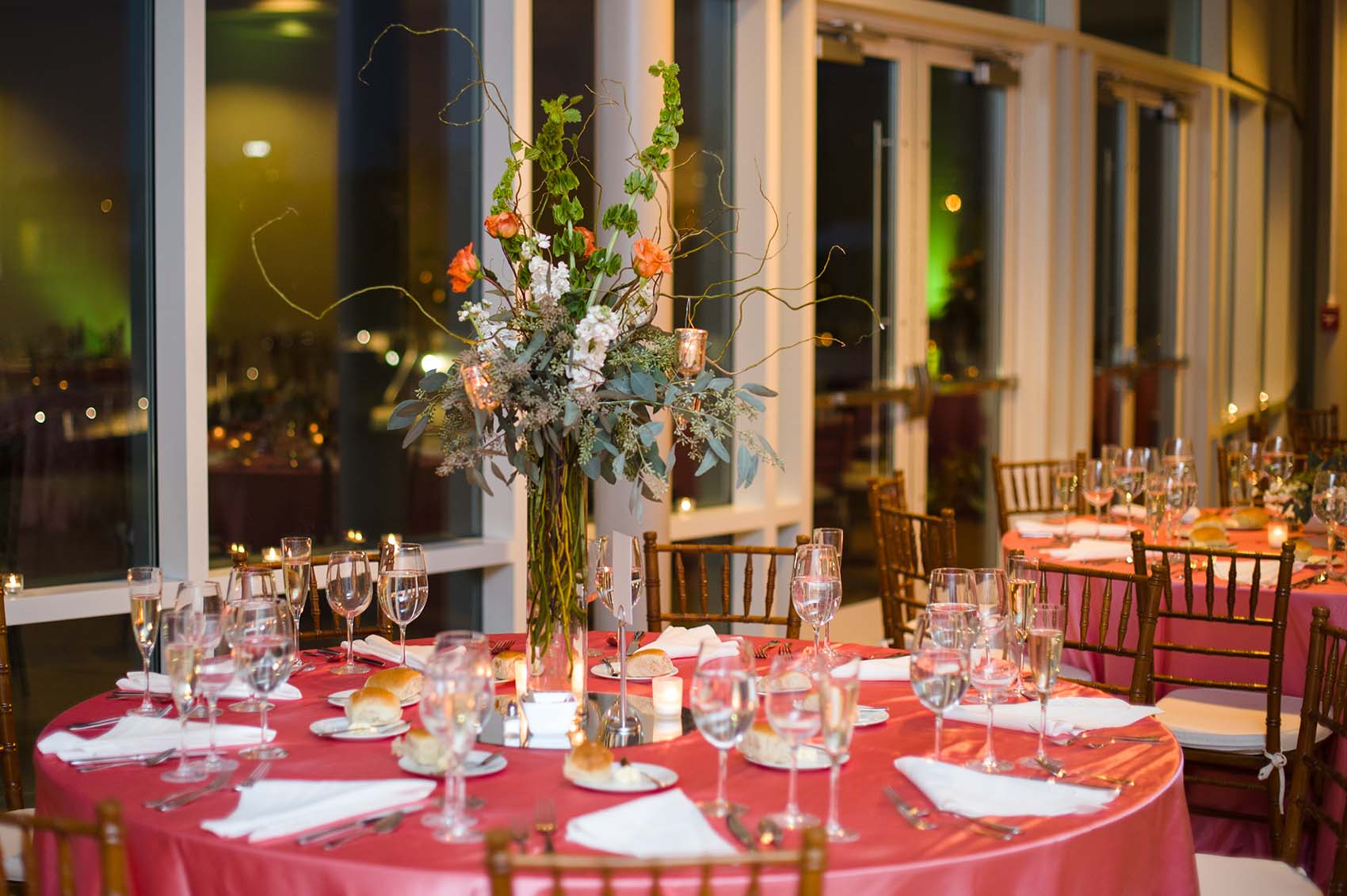 Weddings Under Glass: Caitlin and Zach   Phipps Conservatory and ...