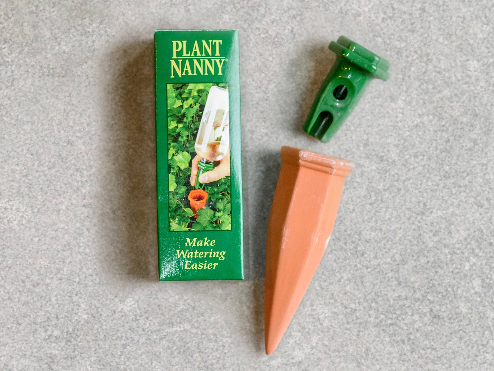 Plant Nanny Recycle-a-Bottle Stake