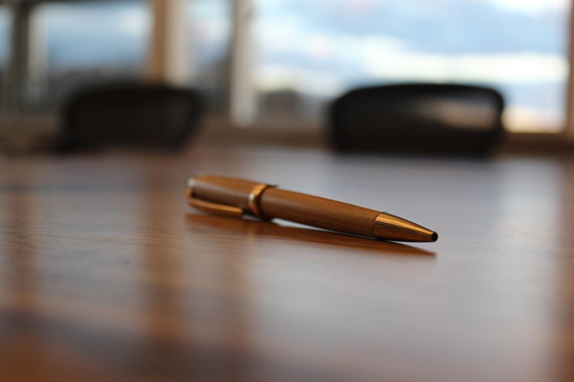 Phipps Legacy Reclaimed Wooden Pen