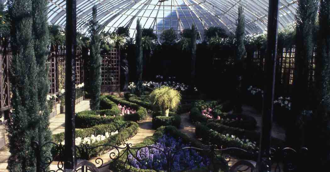 Spring Flower Show 1983: A Victorian Spring