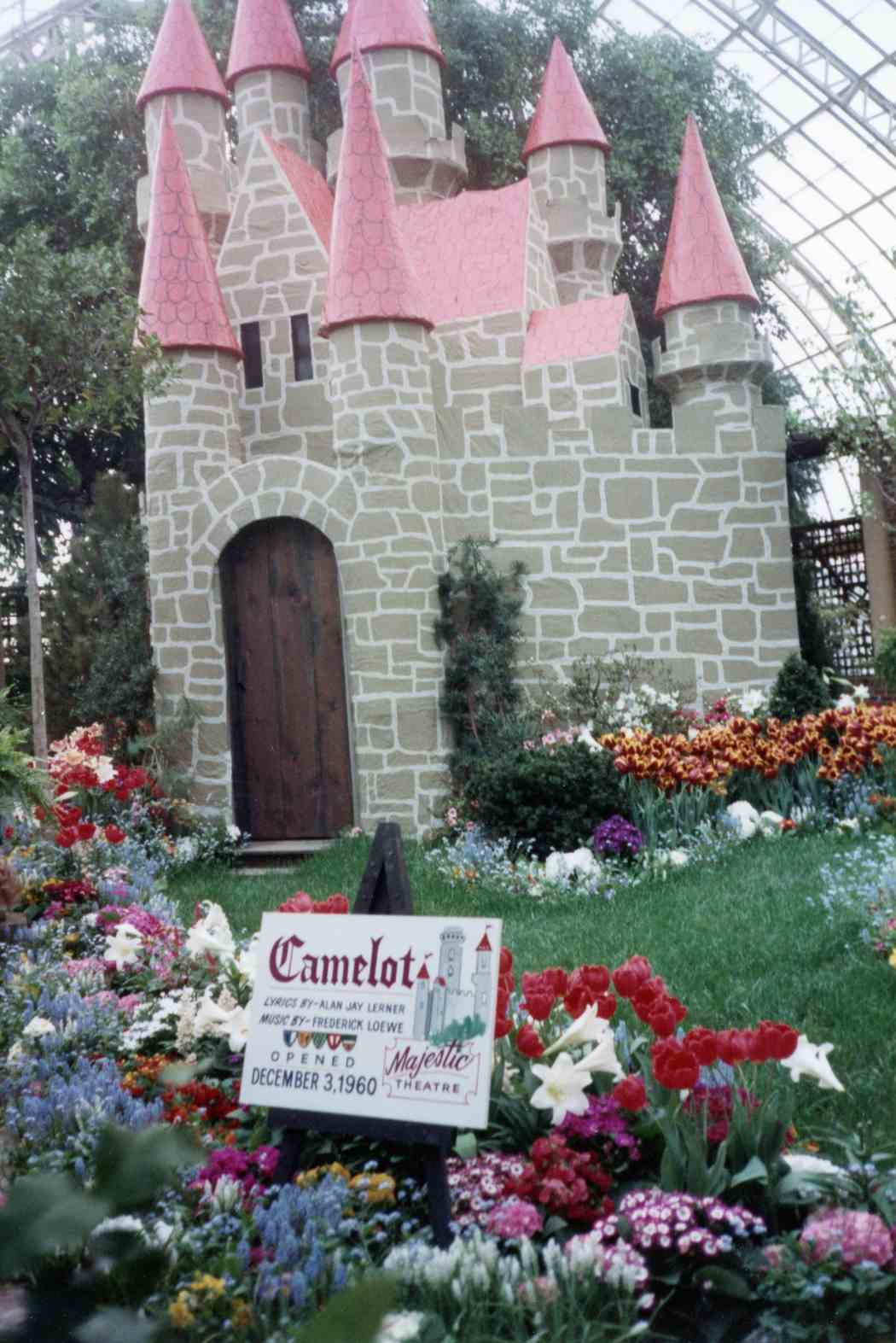 Spring Flower Show 1985: Broadway in Bloom