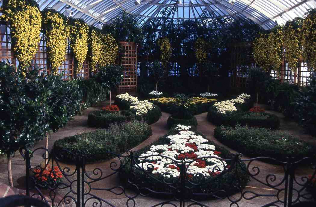 Fall Flower Show 1992: On the Horizon