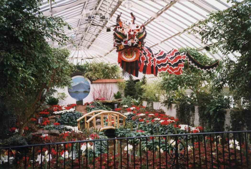 Winter Flower Show 1999: A New Year's Celebration
