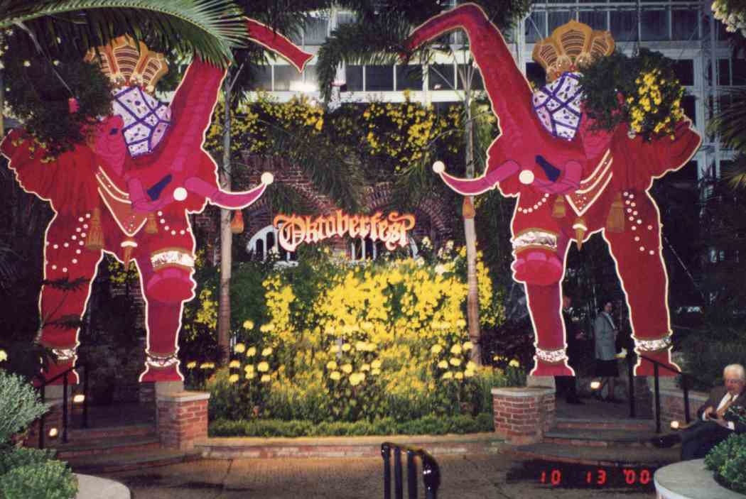 Fall Flower Show 2000: Oktoberfest of Flowers