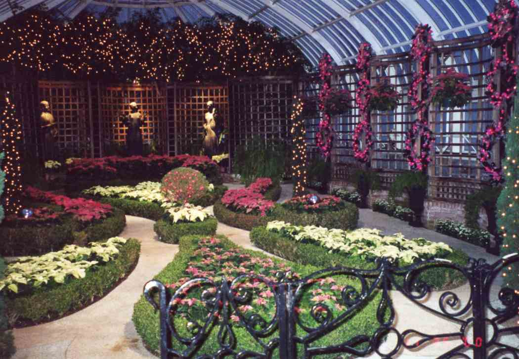 Winter Flower Show 2000: Gifts Under Glass