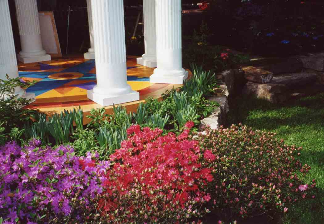Spring Flower Show 2001: Impressions