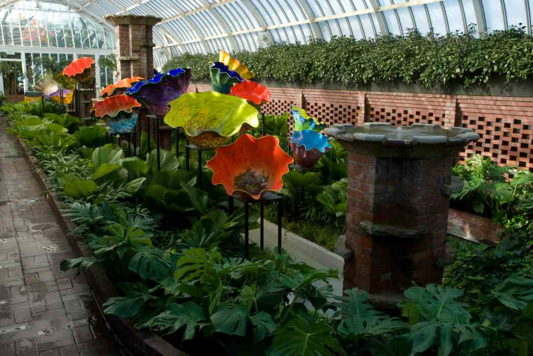 Chihuly at Phipps: Gardens and Glass