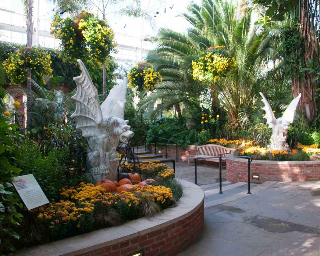 Fall Flower Show 2010: Gothic Gardens in Autumn