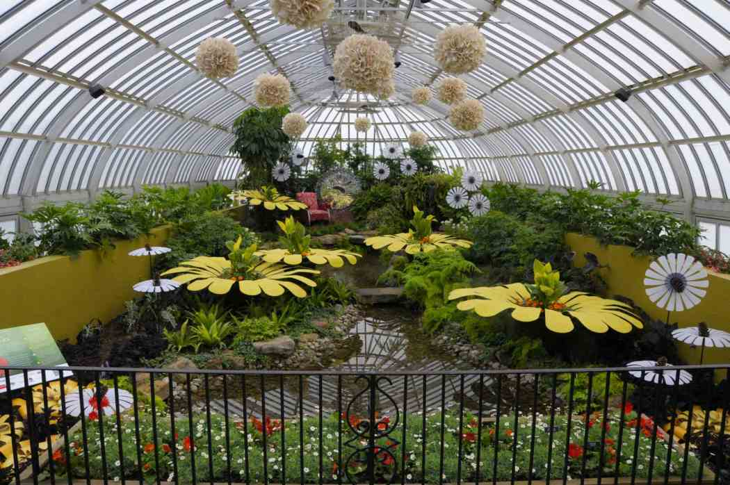 Summer Flower Show 2011: Living Harmoniously with Nature