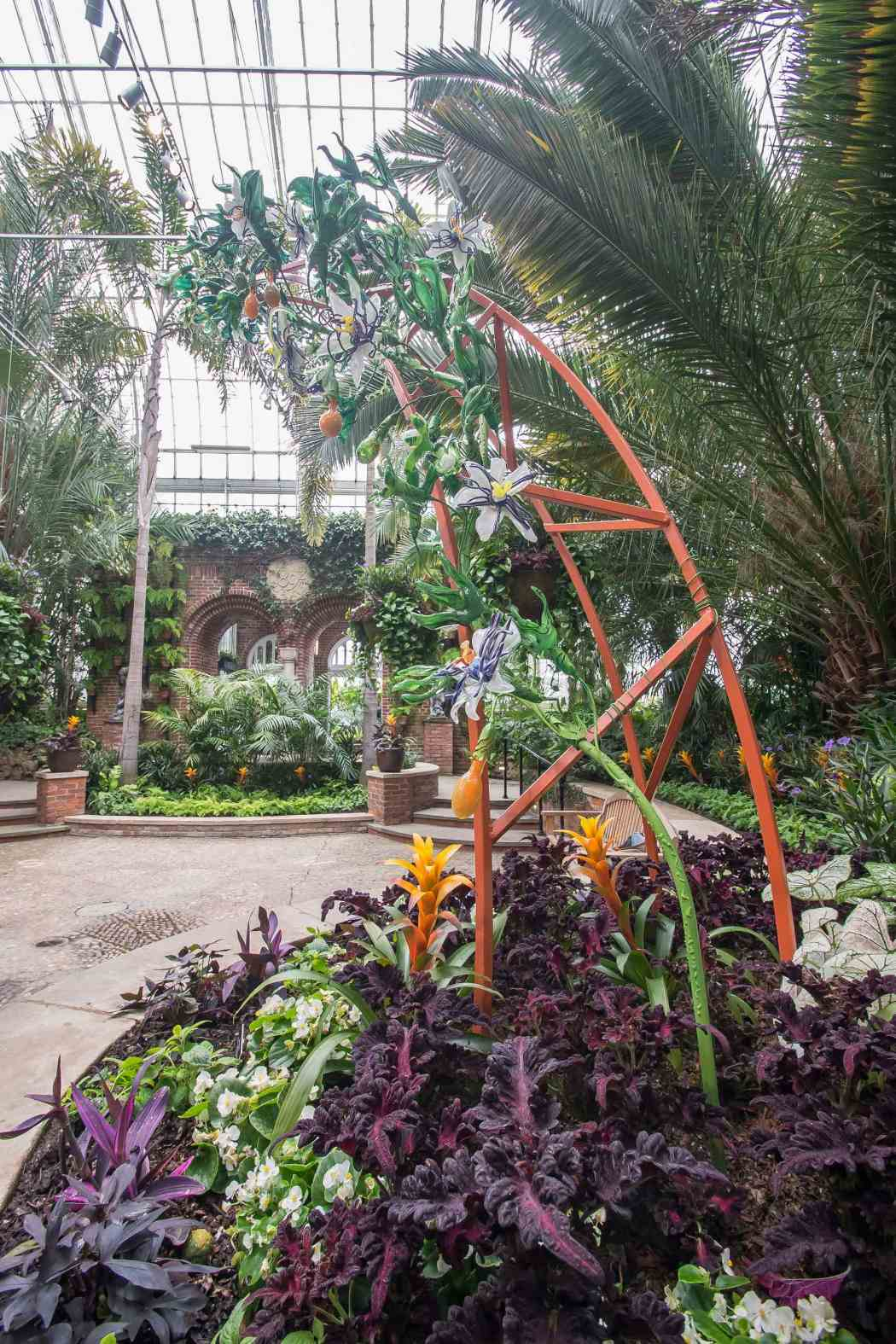 Summer Flower Show 2013: Glass in the Gardens