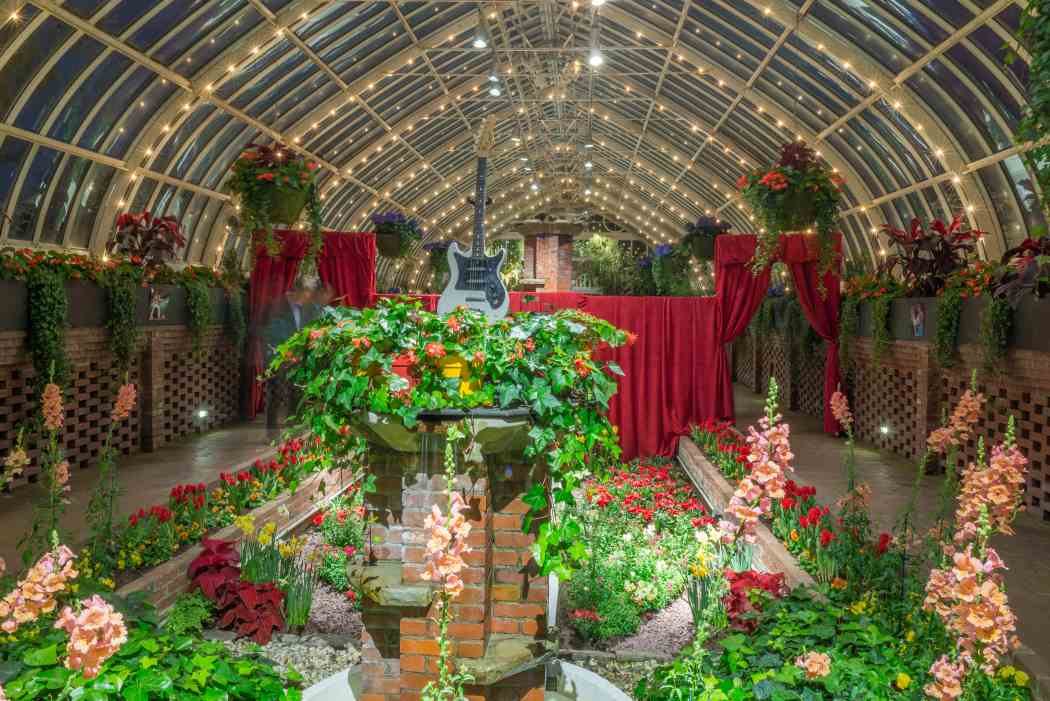 Spring Flower Show 2014: Rhythm and Bulbs