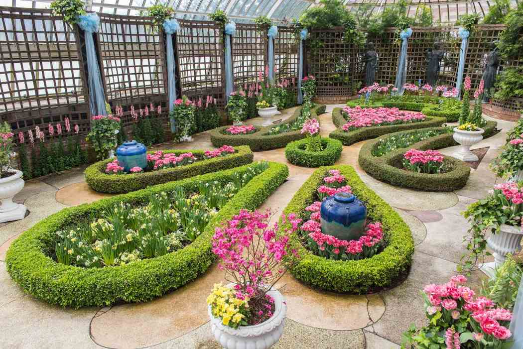 Spring Flower Show 2015: April Showers Bring May Flowers