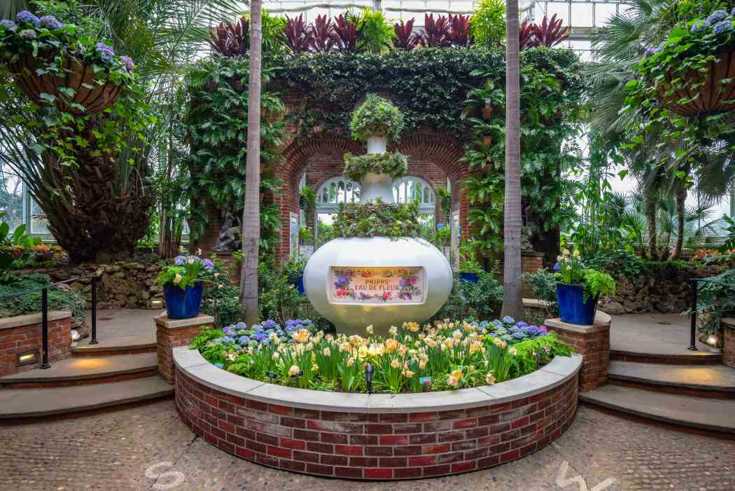 Spring Flower Show 2018: Scents of Wonder