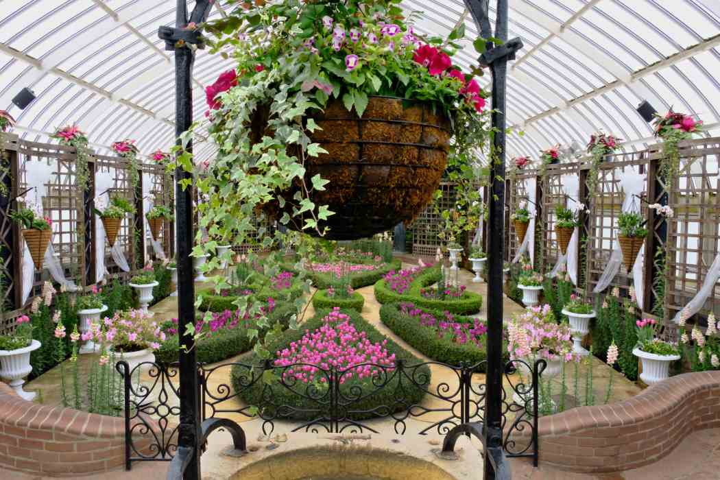 Spring Flower Show 2017 Enchanted Forest Phipps Conservatory And
