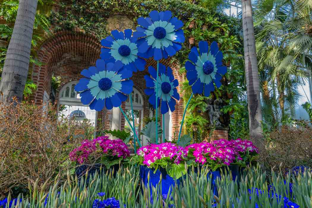 Spring Flower Show 2019: Gardens of the Rainbow