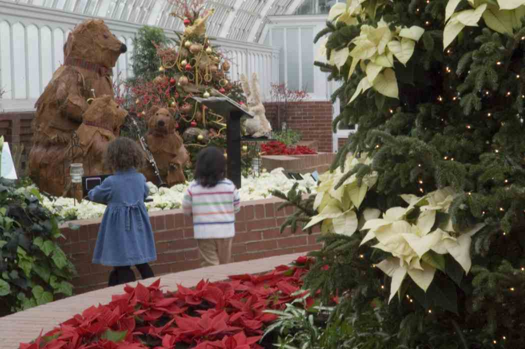 Winter Flower Show 2005: One Enchanted Evening