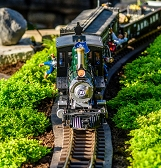 Garden Railroad: Memories in Motion