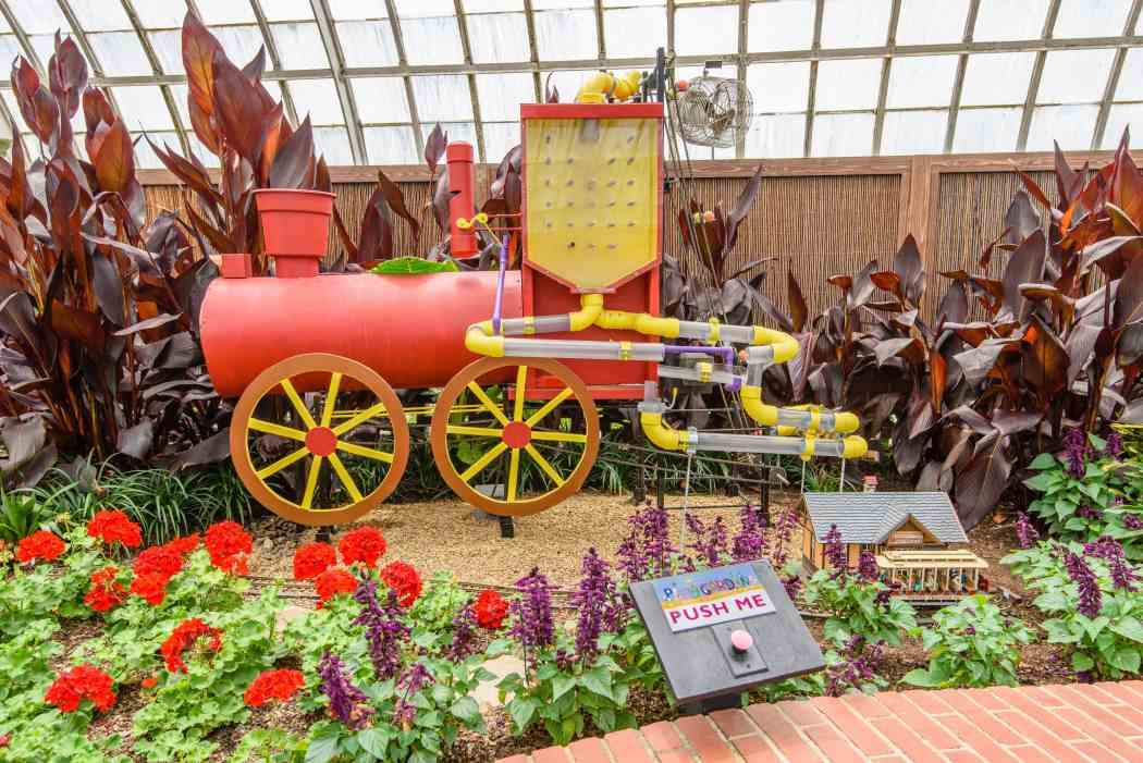 Summer Flower Show 2016: PlayGardens