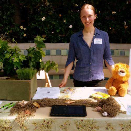 Phipps' Featured Scientist of the Week: Dr. Audrey Kittredge