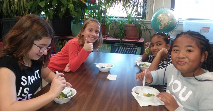 Health in Motion: Bellevue Elementary