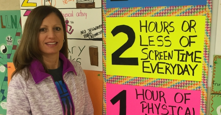 Health in Motion: 5-2-1-0: A 7th Grade Initiative at Allegheny Valley SD