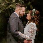 Weddings Under Glass: Christina and Michael