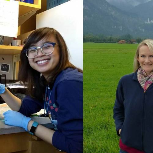 Meet a Scientist: Song-My Hoang and Melissa Secor