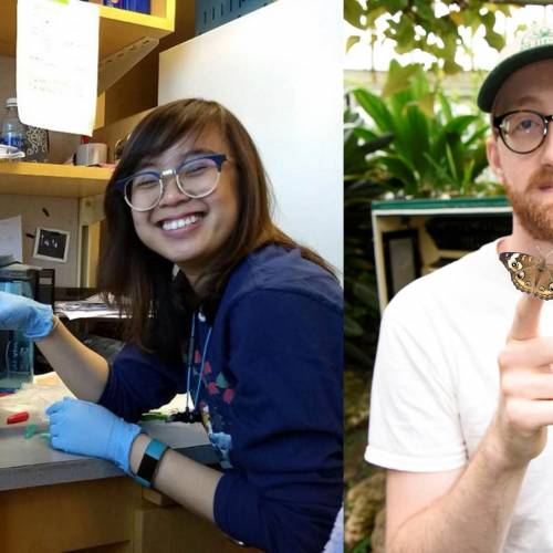 Meet a Scientist: Dr. Ryan Gott and Song-My Hoang