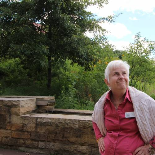 Volunteer Spotlight: Sheila Levine