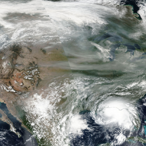 #bioPGH Blog: Wildfire Smoke over the Three Rivers