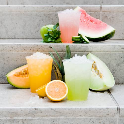 Ask Ginger: Refreshing Summer Drinks
