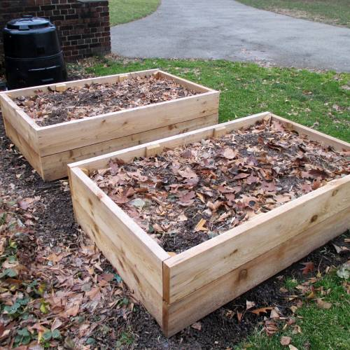 Putting Your Vegetable Garden to Bed