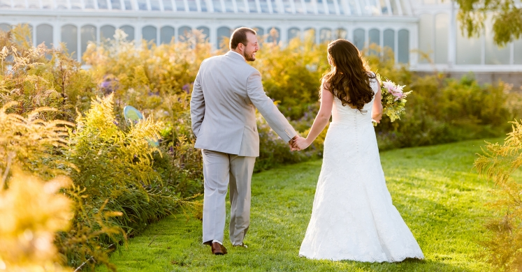 Top 5 Sustainable Wedding Tips