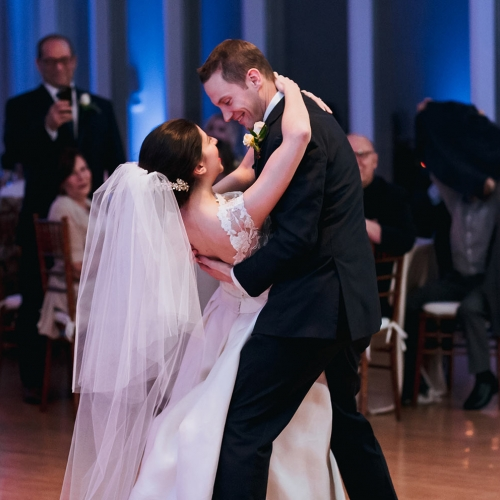 Weddings Under Glass: Valerie and Evan