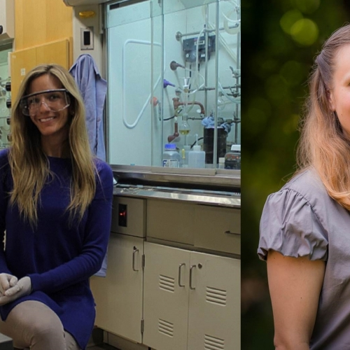 Meet a Scientist: Vickie Bacon and Alyssa Lypson