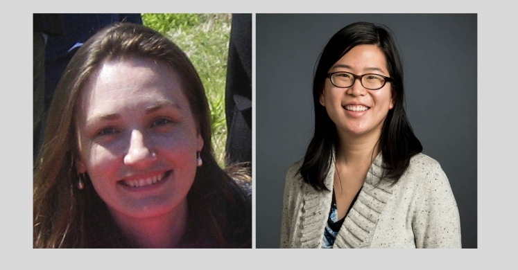 Meet a Scientist: Dr. Welkin Pope and Diana Zhang
