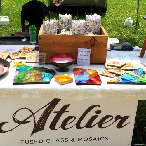 Featured Farmer: Atelier Glass Studio and Gallery