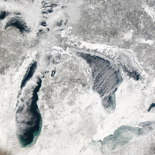 #bioPGH: Great Snow by the Great Lakes
