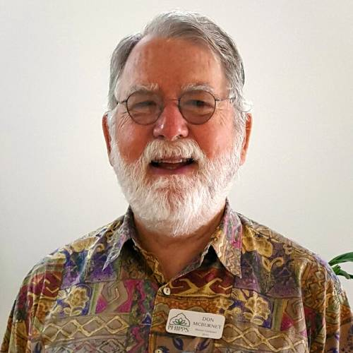 Volunteer Spotlight: Don McBurney